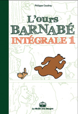 Intégrale Ours Barnabé Philippe Coudray