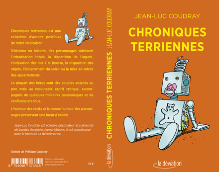 Chroniques terriennes Jean-Luc Coudray
